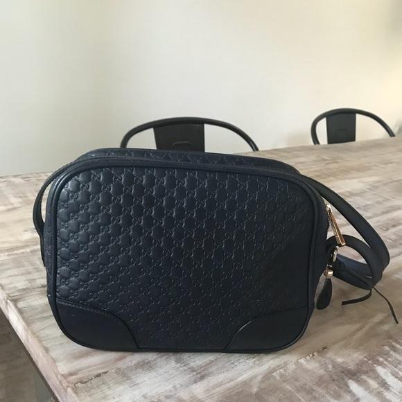Gucci Handbags - Gucci Microguccissima Leather Disco Bag
